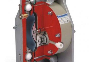 pompe à membranes